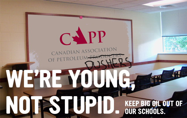 2013 11 13 Canadian Association of Petroleum Producers pushing propaganda on grade 3s