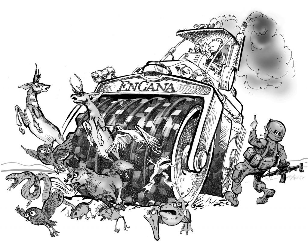 2009 02 06 Encana Fracking Suffield Alberta cartoon4F (3)