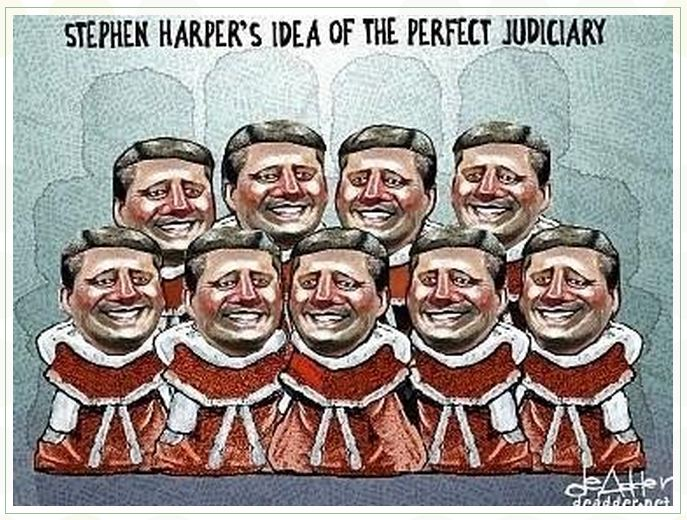 Stephen Harper's Supreme Court