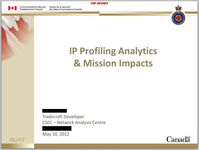 2014 01 31 CSEC spying at canadian airport title page