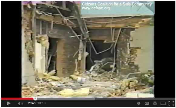 1985 Ross Dress for Less Explodes Youtube snap 2