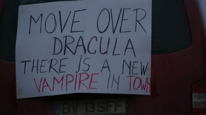 2014 02 18 romania pungesti we will die to save all of romania move over dracula