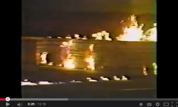 2012 05 30 You tube of March 24, 1985 Dress for Less leaking industry's methane caused explosion snap3