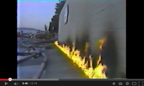 2012 05 30 You tube of March 24, 1985 Dress for Less leaking industry's methane caused explosion snap4