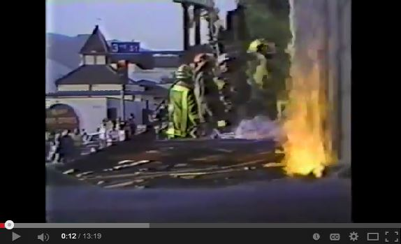 2012 05 30 You tube of March 24, 1985 Dress for Less leaking industry's methane caused explosion