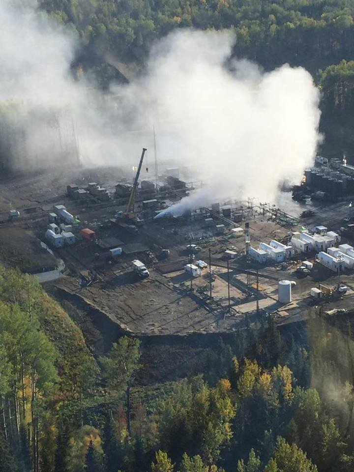 2015 09 Fox Creek Alberta, is this encana sour gas & condensate incident, 20,000,000,000 litres leaking per day3