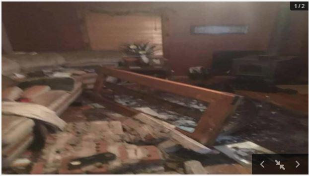 2016 09 03 5.6M Earthquake, Pawnee asssessing damages, Oklahoma News9