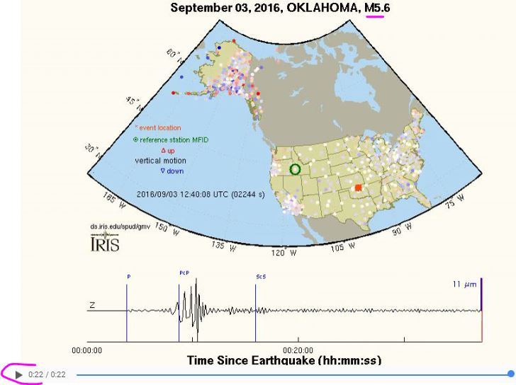 2016 09 03 Oklahoma 5.6M earthquake vertical-component expanded GMV