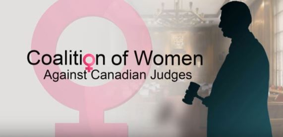 2017 03 This Hour has 22 Minutes ad 'Coalition of Women Against Canadian Judges'