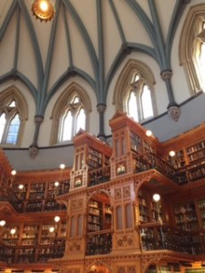 Canada's Parliamentary Library