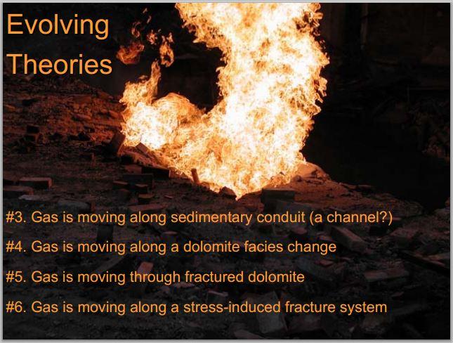 Hutchinson Gas Explosions Kansas Geological Survey U Kansas
