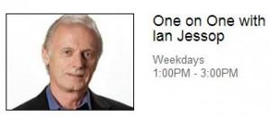 One on One with Ian Jessop